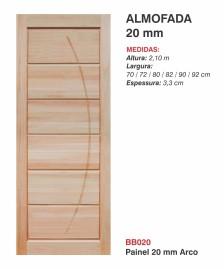 PORTA EUCALIPTO BB020 80 CM